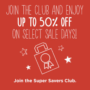 Discount Super Savers Club Card |Unique Thrift Stores in Chicago, IL
