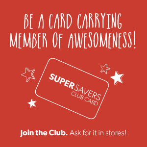 Club Savings Card | Savers Thrift Stores