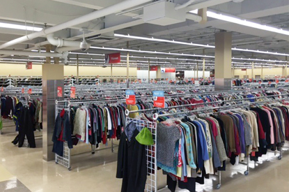 Savers Norwood Location Image