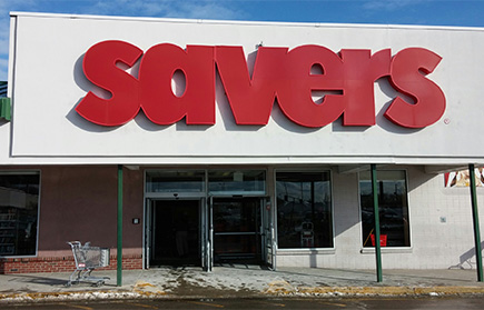 Savers Woonsocket Rhode Island