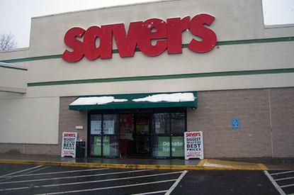 Savers Newington Connecticut