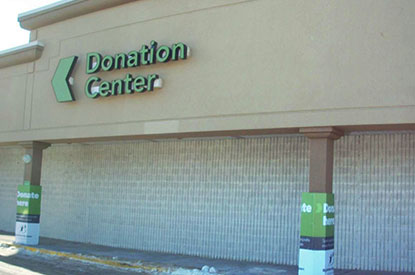 Savers Medford Location Image
