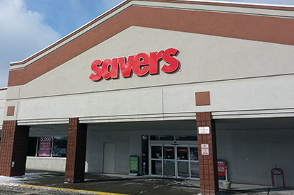 Savers Webster New York
