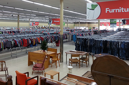 Savers Webster Location Image