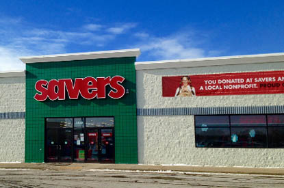Savers Eau Claire Wisconsin