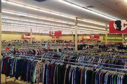 Savers Eau Claire Location Image