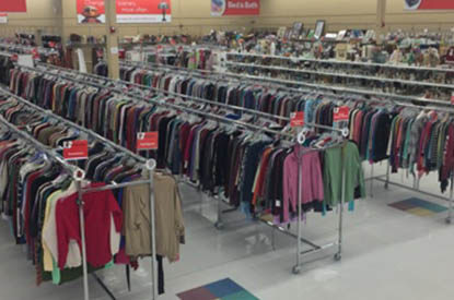 Savers Sioux Falls Location Image