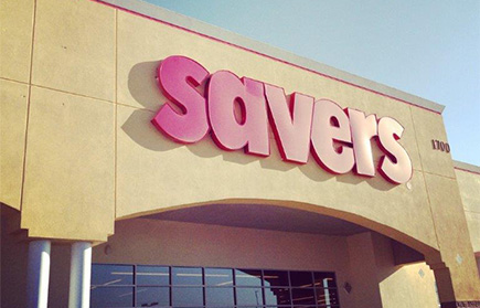 Savers El Paso Location Image