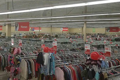 Savers Nampa Location Image