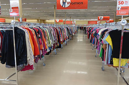 How To Buy Clothes At Thrift Stores