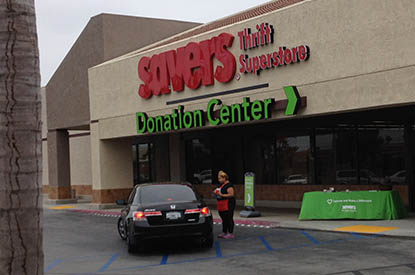 Savers Fountain Valley Location Image