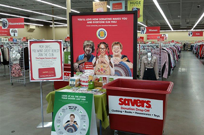 Savers Woodbridge Location Image