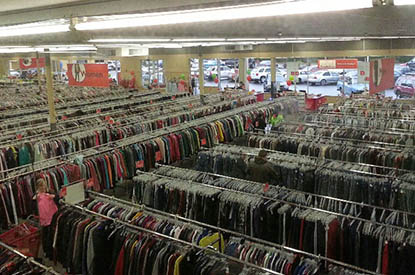 Savers Burien Location Image