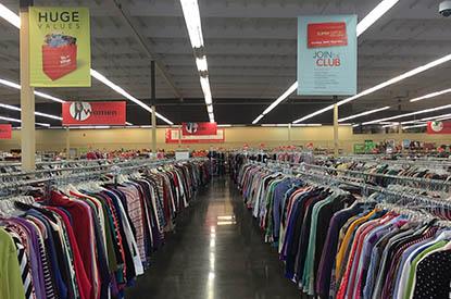 how to run an online thrift store