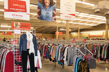 Savers Everett Location Image