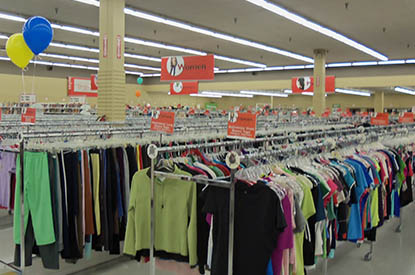 Savers Salem Location Image
