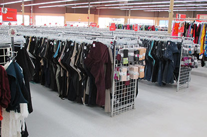 Cornerstone Clothing Store