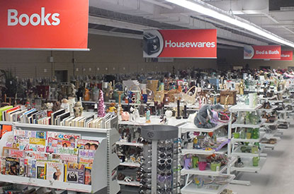 Savers Guelph Location Image