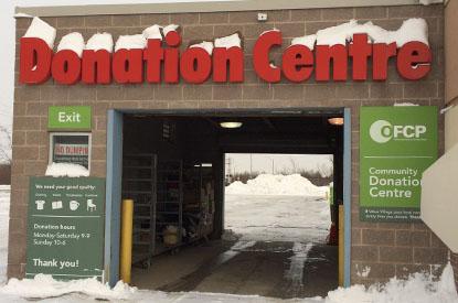 Savers Kingston Location Image