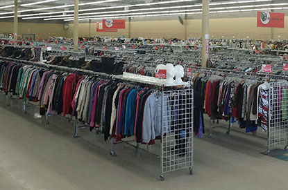 Savers Whitby Location Image