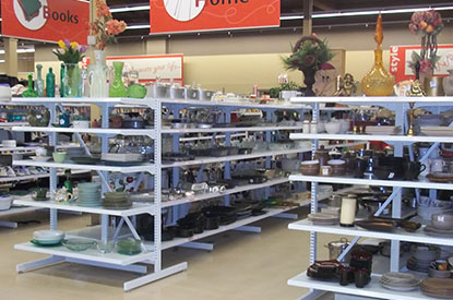 Savers Coquitlam Location Image