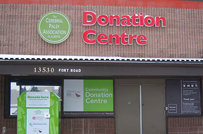 Savers Edmonton Location Image