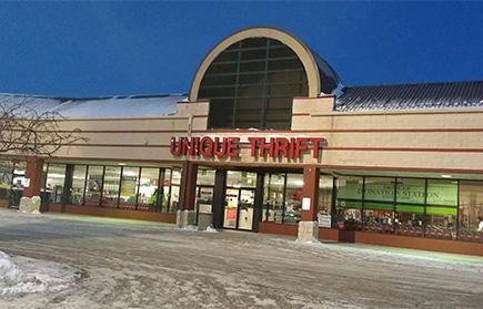thrift stores chicago, il 60707   unique