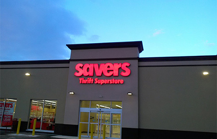 Savers Owings Mills Maryland